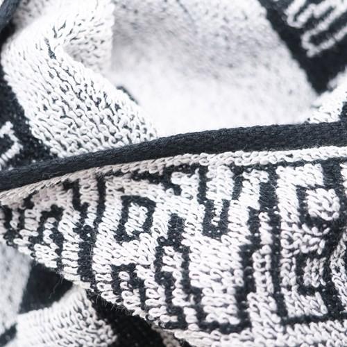 MARVEL マフラータオル タオルバンド付き スリム ロングタオル ライン マーベル 31×90cm キャラクター グッズ