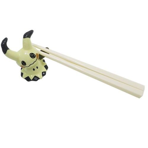 ポケットモンスター 箸置き 磁器製 立体 チョップスティックレスト ミミッキュ ポケモン ギフト雑貨 キャラクター グッズ