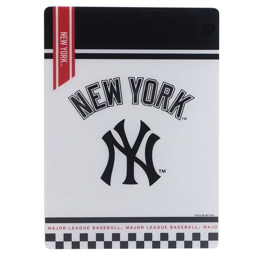 メジャーリーグベースボール 下敷き デスクパッド ニューヨークヤンキース MLB 新学期準備雑貨 キャラクター グッズ メール便可
