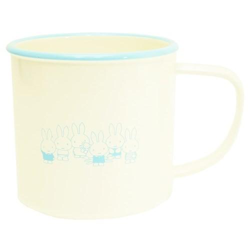 ミッフィー マグカップ 漆器製 マグ オールミッフィー パステルシリーズ ディックブルーナ 370ml 絵本キャラクター グッズ