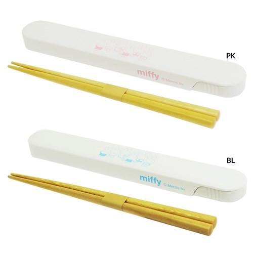 ミッフィー おはしセット はし & 箸箱セット オールミッフィー パステルシリーズ ディックブルーナ 18cm メール便可