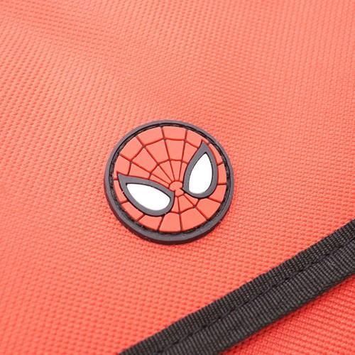 スパイダーマン ミニ ショルダーバッグ ミニ メッセンジャーバッグ アイコン MARVEL 25×16×12cm キャラクター グッズ
