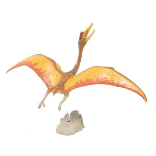 フィギュア ケツァルコアトルス 恐竜 ソフトモデル フィギュア 自由研究 グッズ