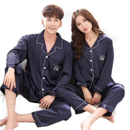 カップル パジャマ