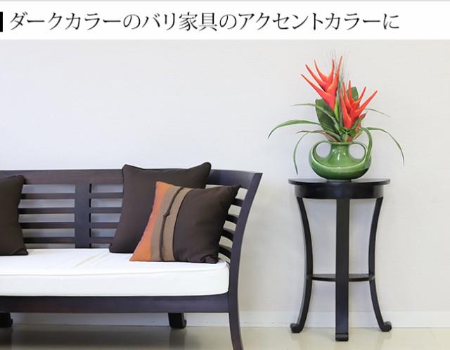 バリ風コーディネート 植物