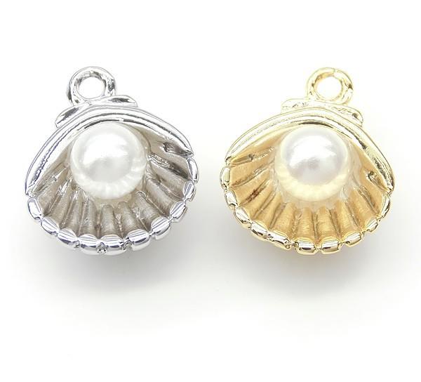 mermaid shell pearl