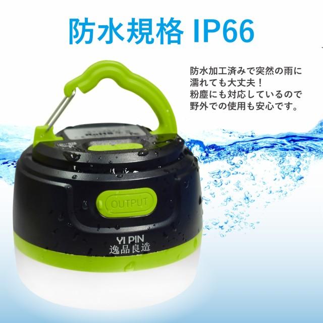 防水機能IP66規格