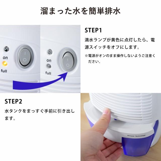 溜まった水を簡単排水