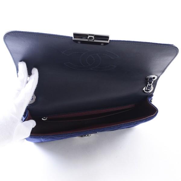 シャネル CHANEL チェーンショルダーバッグ 型番 A92502 中古A品 ジャージー