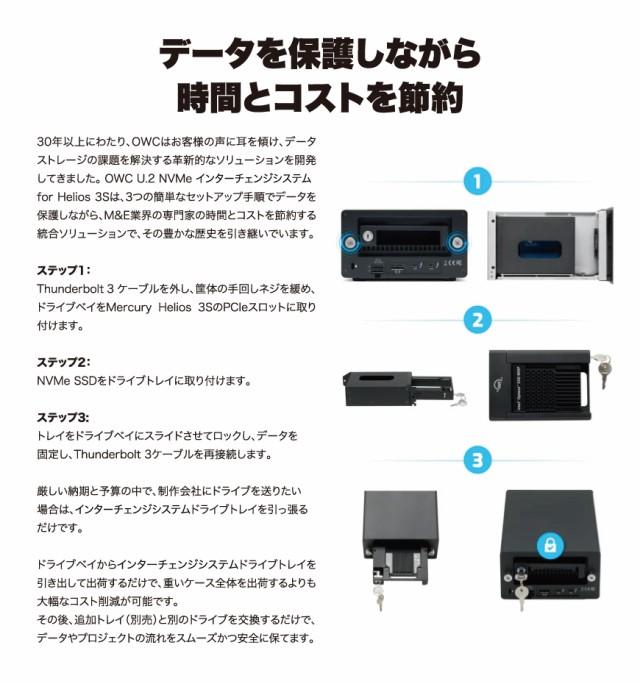 OWC U2 Interchange System 説明5