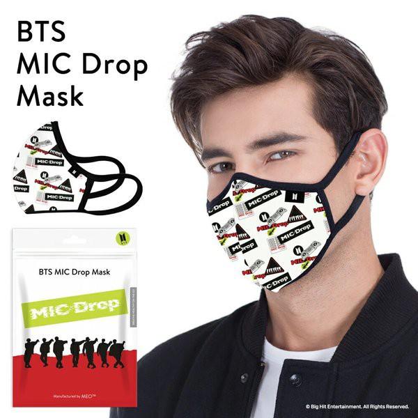 BTSMICDropTSマスク