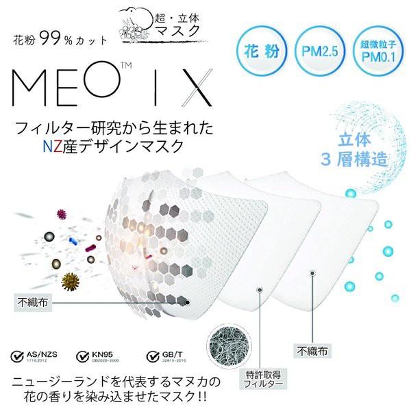 MEOマスク KN95