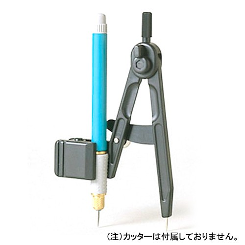 ドラパス・マルチコンパス‐ブラック・05-911・大工道具・測定具・その他測定・製図1・DIYツールの画像