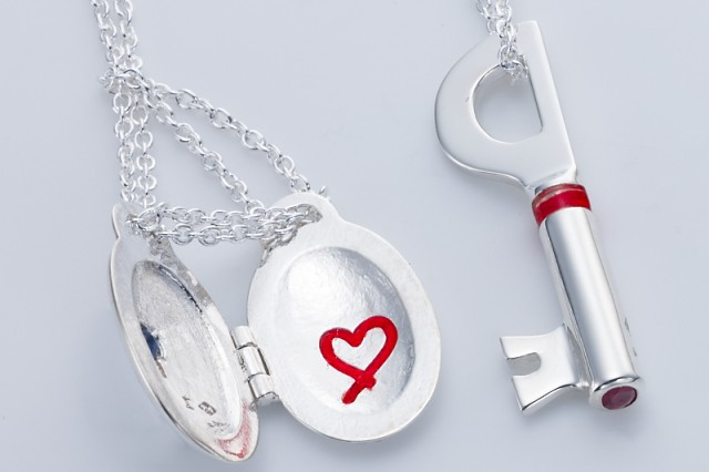 ペアネックレス LOVE of DESTINY 運命の愛LOD-019L020M