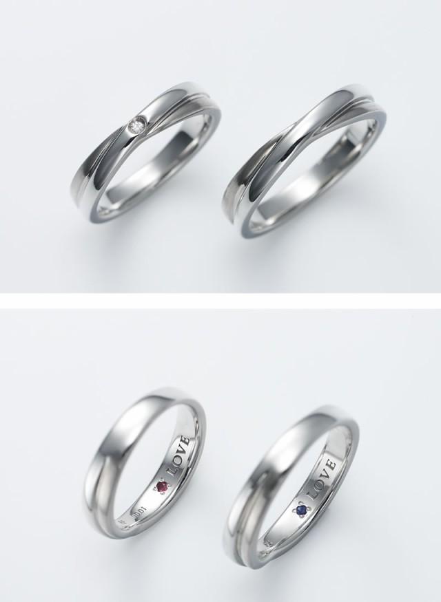 ペアリング ステンレス 結婚指輪 fe-fe FE-208-209