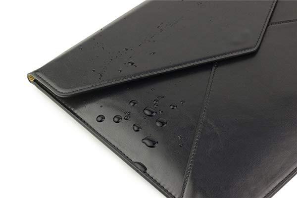 4375b6d727 パソコンケース Macbook Air/Proケース13-13.3インチ レザー おしゃれ メンズ 封筒型 かわいい シンプル 保護ケース カバー 防水  マグネット ...